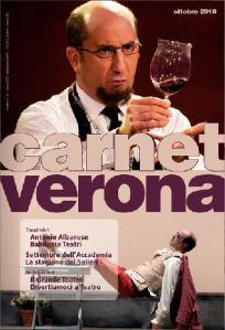 Carnet Verona di ottobre 2010