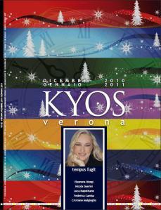 Kyos Verona di dicembre-gennaio 2010