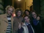 Chris Costa, Davide & Claire