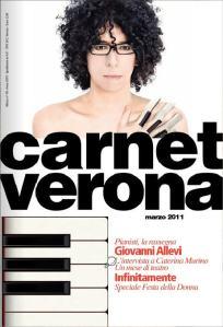 Carnet Verona di marzo 2011
