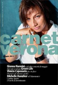 Carnet Verona di maggio 2011