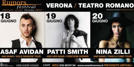 Rumors Festival- Illazioni Vocali